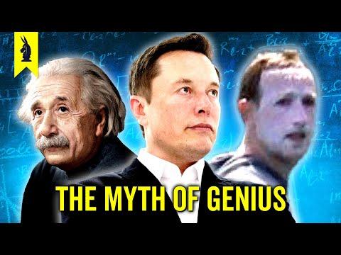 The Myth of Genius