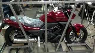 10. 2014 Honda CTX700N In The Crate at Honda of Chattanooga TN - 2014 CTX700N SALE!