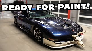 The Corvette Is Finally Done by Super Speeders