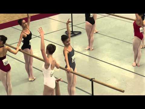 Elisa Lons - Video Blog Day 1 - 2013 Prix de Lausanne