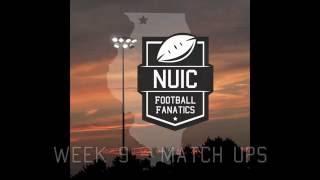 Week 9 | Match Ups
