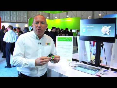 NXP Wearable Technology CES 2015