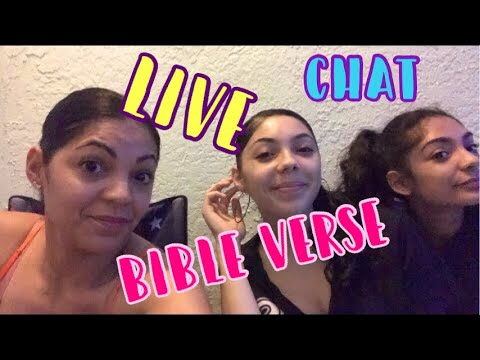 Bible quotes - Bible verse of the week live and chat
