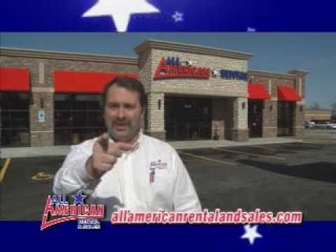 All American Rental and Sales -- TheBest