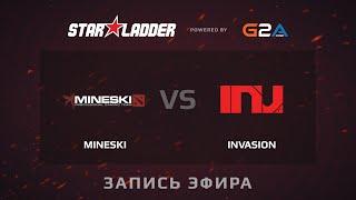 Mineski vs Invasion, game 1