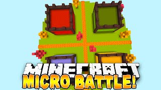 Minecraft - MICRO BATTLE!
