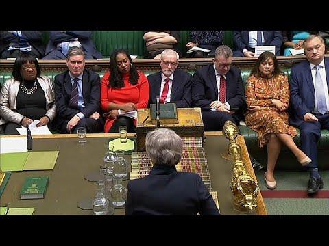 Brexit: Προς συννενόηση Μέι-Κόρμπιν
