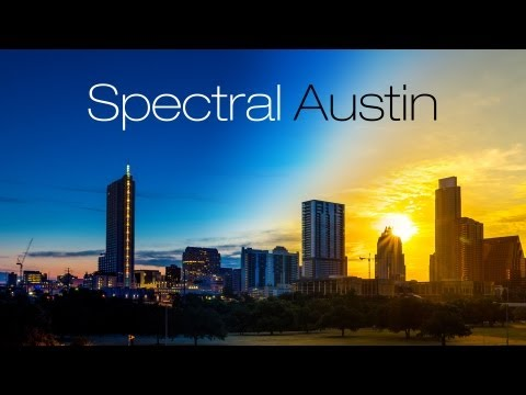 Spectral - Watch on Vimeo: http://vimeo.com/75772766 -- Three summer days and three summer nights in Austin.