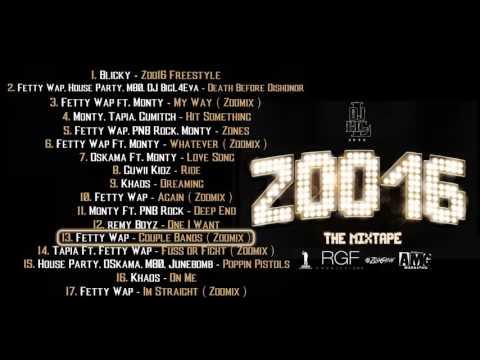 Fetty Wap - Couple Bands (Zoomix)