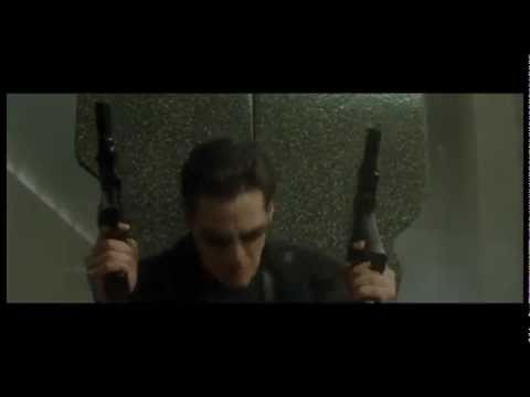 The Matrix Lobby Scene A Capella
