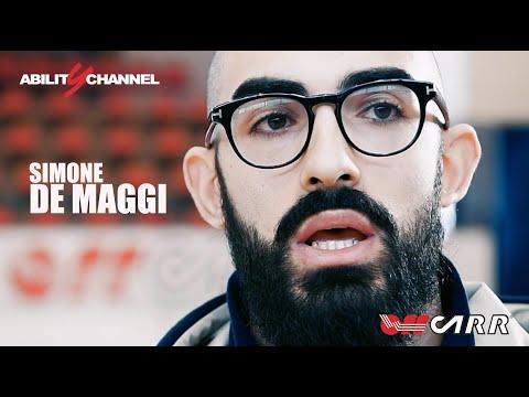 Il capitano azzurro – Simone De Maggi