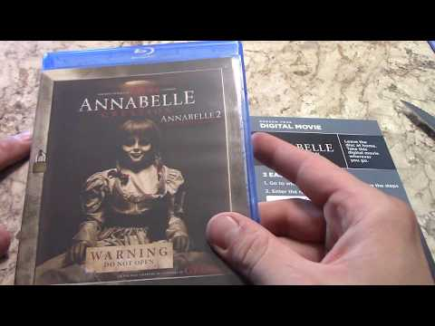Annabelle Creation On Blu Ray,DVD And Digital HD