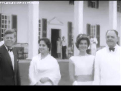 July 11, 1961 - President John F. Kennedy's State Dinner in Honor of the President of Pakistan