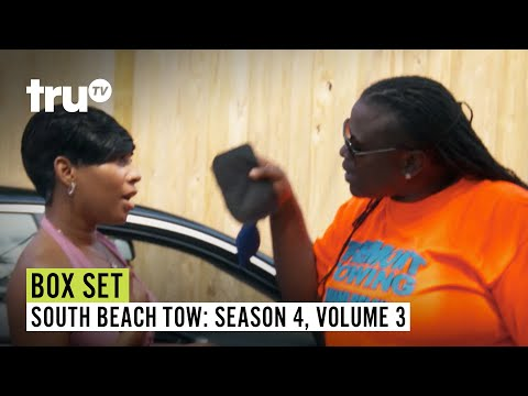 South Beach Tow   Season 4 Box Set: Volume 3   Watch FULL EPISODES   truTV