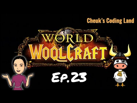 World of WoqlCraft - Ep.24 Graph visualisation on Jupyter notebook