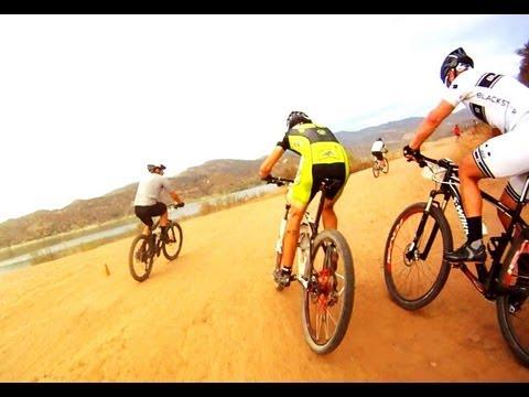 Over The Hump Race 2012 – Orange County, CA Mountain Biking – HD