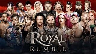 Nonton WWE ROYAL RUMBLE 2017 FULL 30 MAN MATCH 1080P QUALITY Film Subtitle Indonesia Streaming Movie Download