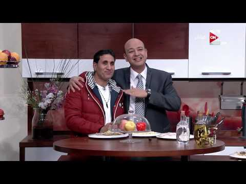 عمرو أديب يتلقى عرضا مغريا من أحمد شيبة