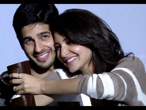 Sidharth Malhotra & Anushka Sharma New Bru Ad - Making - Bollywood News