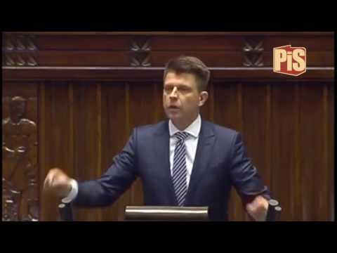 Petru wraca do formy: MIAŻDŻY PiS i Kaczyńskiego w 100 sekund.