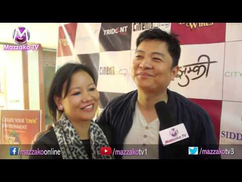 Video Mazzako Guff with Dayahang Rai & his wife Benuka Rai || Mazzako TV download in MP3, 3GP, MP4, WEBM, AVI, FLV January 2017