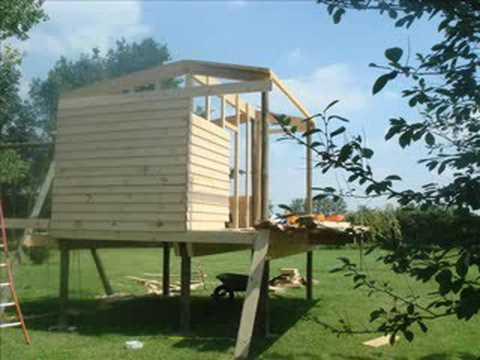 comment construire une cabane en bois