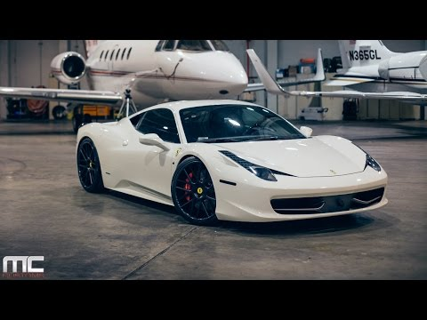 MC Customs | Ferrari 458 Italia · Vellano Wheels