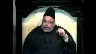 10 - Maulana Sadiq Hasan - Ramadan 2012 - Dar es Salam - 25th Night