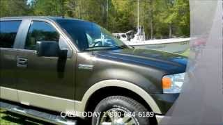 2008 Ford F-150 Lariat SuperCrew Review * 1 owner * For Sale @ Ravenel Ford * Charleston, SC
