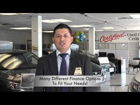 Financing At Metro Honda | Honda Dealer Jersey City