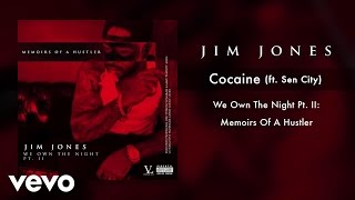 Jim Jones - Cocaine (Audio) ft. Sen City