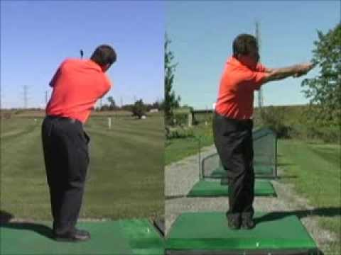 Balance  (Feet Together) Drill – Golf Mobile Lessons