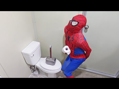 Spider Man Problems İn Real Life