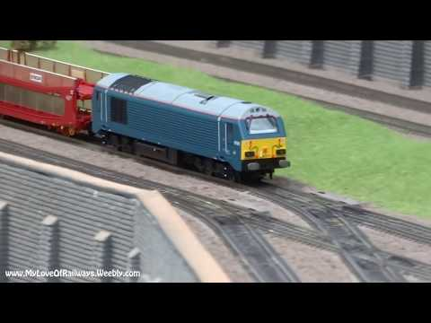 Miniature Worlds (Wroxham) British Railway layout