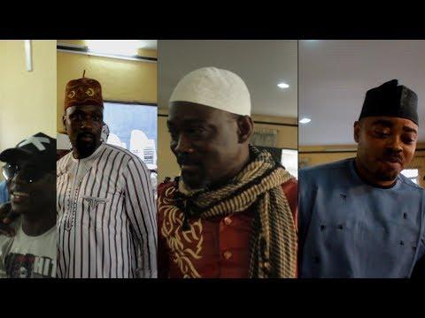 ALH WASIU ALABI PASUMA SHUN SAHEED OSUPA RAMADAN LECTURE AND ATTEND OLAMARUWA RAMADAN LECTURE