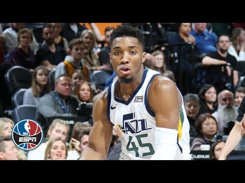 Video: Rudy Gobert, Donovan Mitchell lead Jazz to win over Karl-Anthony Towns, Wolves | NBA Highlights