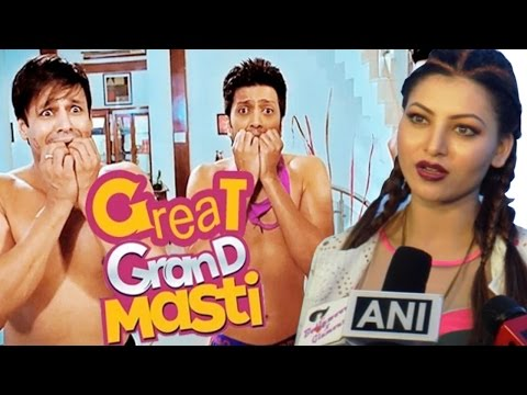 Urvashi Rautela Speaks About Her Film Great Grand