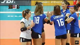 Video Thailand vs Indonesia | 23 August 2017 | Volleyball Women's 29th SEA GAMES MP3, 3GP, MP4, WEBM, AVI, FLV Mei 2018