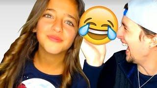 Video Si te ríes PIERDES (Nivel: Mi hermana es Semi-Dios) | Con mi hermana de 10 años 😱 MP3, 3GP, MP4, WEBM, AVI, FLV Mei 2019
