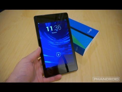 4.3 - For more, visit http://phandroid.com/2013/07/24/nexus-7-unboxing-hands-on-video/