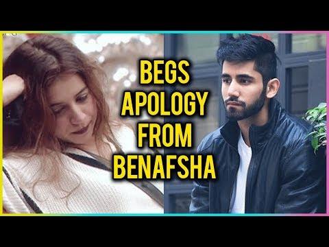 Benafsha Soonawalla's Boyfriend Varun Sood APOLOGI
