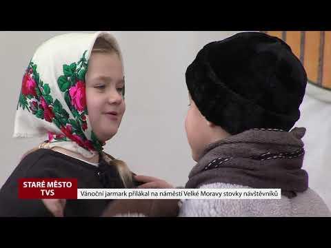 TVS: Staré Město - Vánoční jarmark