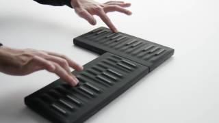 Video Seaboard Block: Super Powered Keyboard MP3, 3GP, MP4, WEBM, AVI, FLV Mei 2018
