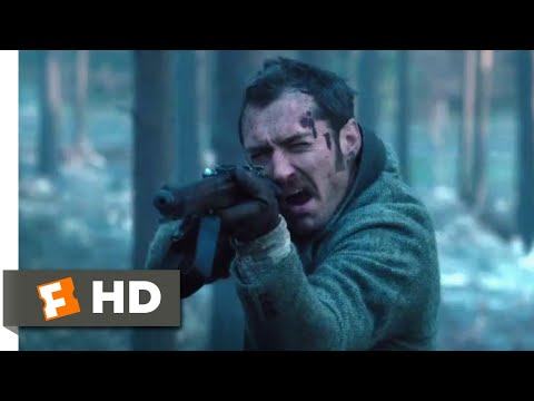 Sherlock Holmes: A Game of Shadows (2011) - Forest Chase Scene (6/10) | Movieclips