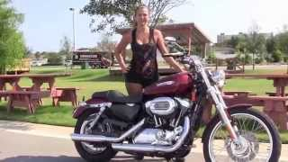 8. Used 2009 Harley Davidson 1200 Custom Motorcycles for sale in Milton Fl