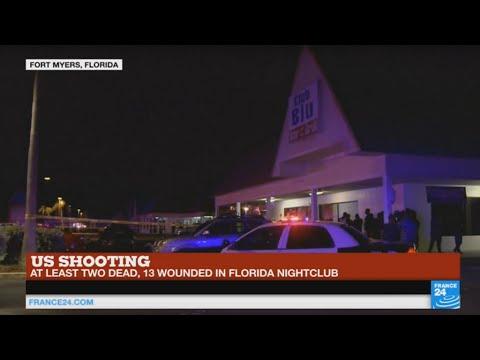 Dvoje mrtvih i 14 povredjenih u pucnjavi na Floridi