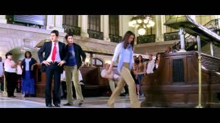 Kal Ho Naa Ho - I Love You Naina - Train Station Sad Scene Complete - HD Quality - HQ Sound