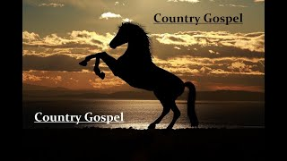 Country Gospel Music - Three Wooden Cross- Inspirational Country Playlist