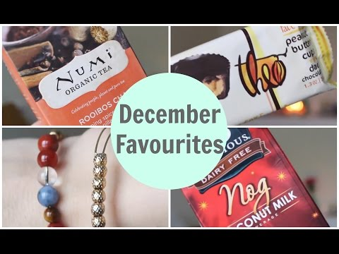Healthy December Favourites | Beauty, Fashion & Food!