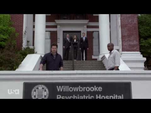 Psych 7.15 & 7.16 (Clip 'I've Heard It Both Ways')